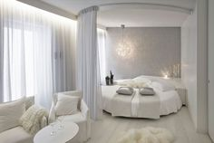 23 fantastiche immagini su camera da letto romantica | Bedroom decor ...