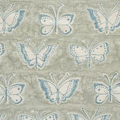 """vanessa arbuthnott """"butterfly dance"""" in pigeon and teal"""