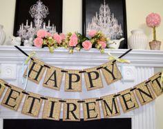 retirement party ideas - Google Search