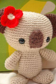 Free Pattern: Amigurumi Dude - reminds me of those panda cookie things