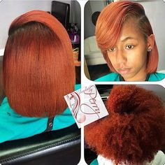 Nice Fall Color on Natural Hair Dope Hairstyles, Black Girls Hairstyles, Weave Hairstyles, Straight Hairstyles, Blowout Hairstyles, Goddess Hairstyles, Pressed Natural Hair, Natural Hair Tips, Natural Hair Styles