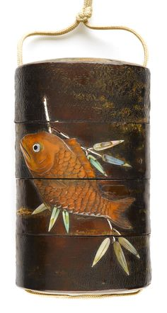 Bonhams Fine Art Auctioneers & Valuers: auctioneers of art, pictures, collectables and motor cars Japanese Pottery, Japanese Art, Fish Tales, Edo Period, Archaeology, Metal Working, 19th Century, Objects, Auction