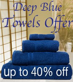 Great offers from Towelsoft  - limited stocks