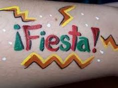cinco de mayo face painting - Google Search