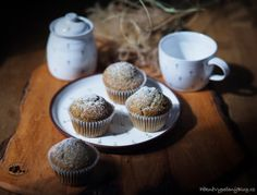 Citronové sušenky – razítkuje celá rodina – PĚKNĚ VYPEČENÝ BLOG Pavlova, Cupcakes, Breakfast, Tableware, Blog, Mini, Lemon, Morning Coffee, Cupcake Cakes