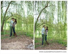 @Claire Walters + Spence's Leiper's Fork, Tennessee Engagement :: Photo by Glessner Photography
