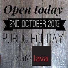 #destinationwarrnambool #cafelava3280 @cafelavawarrnambool open today #warrnamboolcafe #warrnambool  #publicholiday #eat3280 #shop3280 by destinationwarrnambool