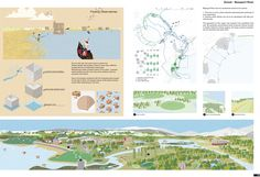 feeel, design, Connecting designers to the World Urban Design Diagram, Architecture Panel, Korea, River, Projects, Architecture Board, South Korea, Rivers, Residential Architecture