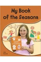 Rigby PM Shared Readers Leveled Reader 6pk Green (Levels 12-14) My Book of the Seasons