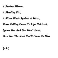 suicidal poems - Google Search