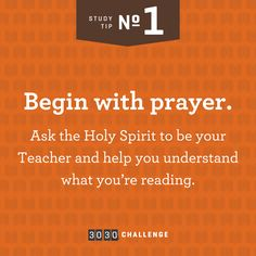 Joyce Meyer challenges you to study your bible for 30 minutes 30 days and see how it transforms your life. Joyce Meyer Bible, Joyce Meyer Quotes, Joyce Meyer Ministries, Bible Study Tips, Spiritual Inspiration, Word Of God, Bible Verses, Scripture Quotes, Scriptures