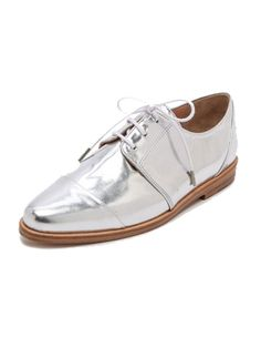 Derbies métallisées Thakoon Addition, 288.25€