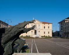 Foto Piazza Vittorio Veneto - italy, autore:kajmano https://comune.info/comune-vittorio-veneto/