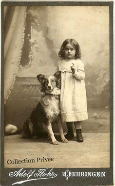 Image result for vintage dog photos