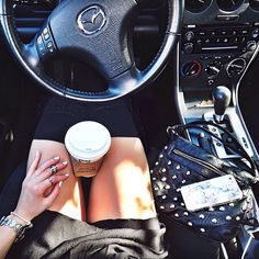 Road trip. #coffeenclothes