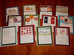2015 CD Calendar by hjordan - Cards and Paper Crafts at Splitcoaststampers