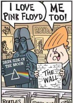 ~ Pink Floyd ~