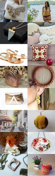 Summer by matina nychas on Etsy--Pinned+with+TreasuryPin.com