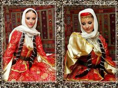 COSTUME PLANET: Azerbaijan