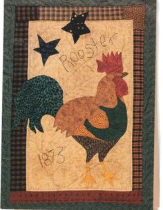 Rooster by Sarah Sporrer