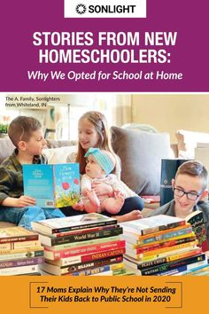 Seventeen brand new homeschool moms share what motivated them to opt for homeschooling instead of sticking with the public schools they used last year. #newbiehomeschool #whyhomeschool #schoolathome Hate School, Middle School, Private School, Public School, Our Kids, My Children, Home Learning, Working Moms, Lesson Plans