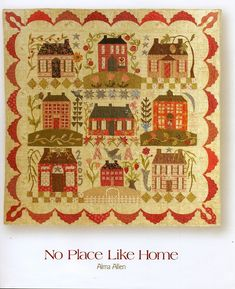No Place like Home - Alma Allen