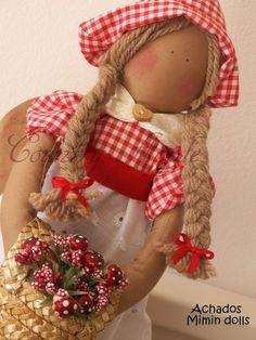 Mimin Dolls: Boneca camponesa