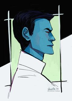 Grand Admiral Thrawn by shorelle