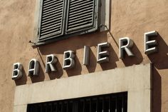 Need to go to Rome on a typography field trip.