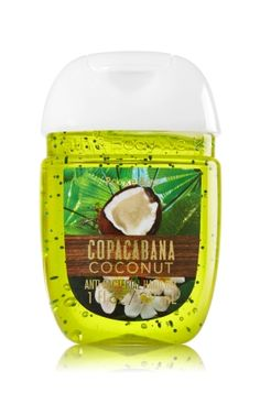Copacabana Coconut - PocketBac Sanitizing Hand Gel - Bath & Body Works