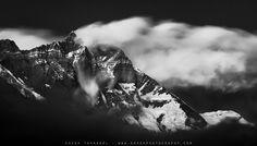 Lhotse (27940 ft)...  the Himalayan range by Koveh Tavakkol on 500px..