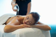 Up the relaxation ante with an Ayurvedic Oil Massage.