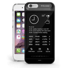 InkCase agrega una segunda pantalla a tu iPhone
