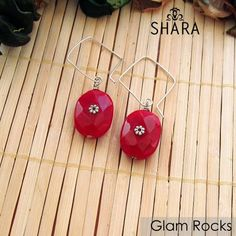 Glam Rocks Earrings