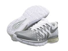 Nike Fingertrap Max Metallic Dark Grey/Black/Metallic Dark Grey - Zappos.com Free Shipping BOTH Ways