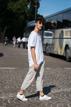 【2016年版】夏のメンズファッションは海外スナップに学ぶ|コーデ例30選|JOOY [ジョーイ]