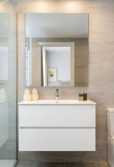 bathroom remodel shiplapistotally important for your home. Whether you pick the upstairs bathroom remodel or small bathroom storage ideas, you will create the best minor bathroom remodel for your own life. Washroom Vanity, Laundry Room Bathroom, Brown Bathroom, Small Bathroom Storage, Upstairs Bathrooms, Attic Bathroom, Bathroom Design Small, Downstairs Bathroom, Ikea Kitchen