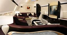 These Are Some Of The Most Luxurious Planes And Jets You've Ever Seen