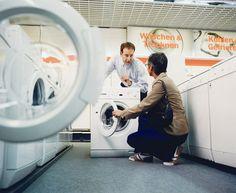 Kauftipps: Die richtige Waschmaschine - immowelt.de