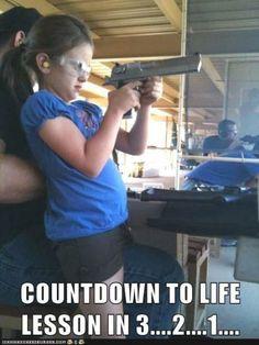You won't get it if you've never shot a gun.  (HT: Reddit)