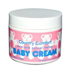 Country Comfort Baby Cream (1x2 Oz)