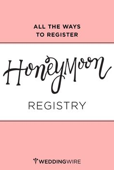 Looking to get that AMAZING #honeymoon funded? Read more to find out if a honeymoon registry is right for you!