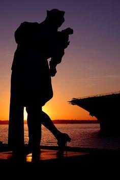 USS Midway, San Diego, CA