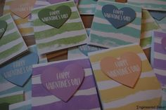 quick and easy Valentines Cards using products from @rightathome and @simonsaysstamp