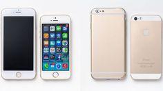 Die neuesten Attrappen könnten dem voraussichtlich im September veröffentlichten iPhone 6 sehr, sehr nahe kommen! Über weitere Gerüchte, Neuigkeiten und Infos halten wir euch auf dieser Seite up to date: http://www.redcoon.de/rc-iphone6?xtor=CS4-90