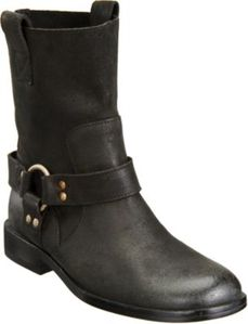 Maison Martin Margiela Line 22 Motorcycle Ankle Boot