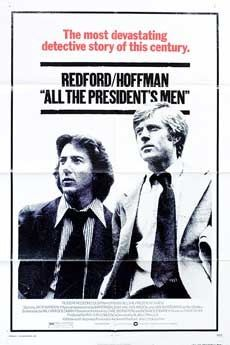 All the presidents men: A classic for any one interested in political communications and public Relations.