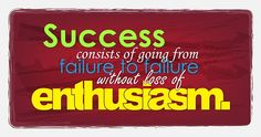 success_and_enthusiasm in business