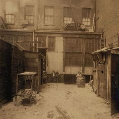 Rare Historic Pictures of New York City 1912
