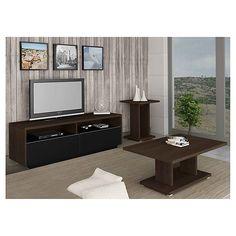 Rack TV 136x45x56.3 cm Sany-Sodimac.com